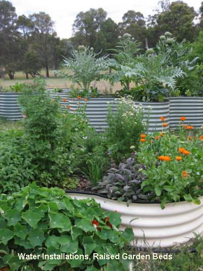 Raised Garden Beds WA